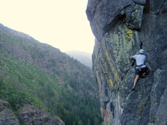 Rock Climbing Photo: Leavenworth, WA