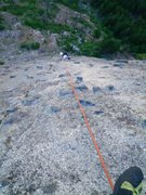 Rock Climbing Photo: Outer Space, Leavenworth, WA