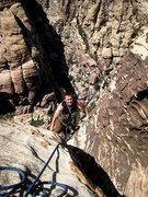 Rock Climbing Photo: P8
