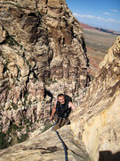 Rock Climbing Photo: P9