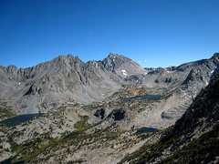 Rock Climbing Photo: Picture Puzzle, Aperture, Agassiz, and Bishop Pass
