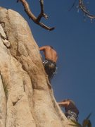 "Rock Climbing Photo: Casting off. ""Ben Dover"""