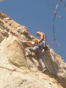 Rock Climbing Photo: Belaying Gnome from the top.  climb complete. &quo...
