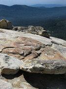 Rock Climbing Photo: Summit view. Photo by Blitzo.