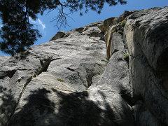Rock Climbing Photo: Cool Stuff. Photo by Blitzo.
