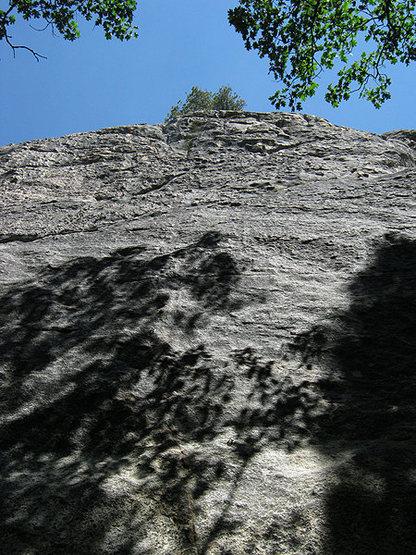 Rock Climbing Photo: Hawk Dome rock. Photo by Blitzo.