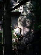Rock Climbing Photo: Artsy shot?