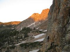 Rock Climbing Photo: Devils Castle