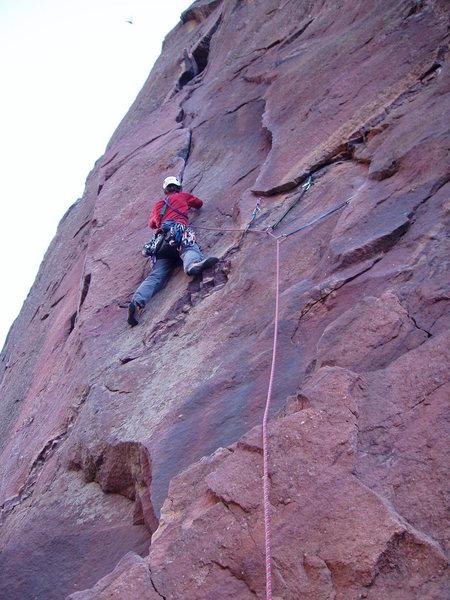 Rock Climbing Photo: I'm amazed looking at all the photos, how many peo...