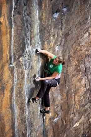 Rock Climbing Photo: Climbing in NRG!