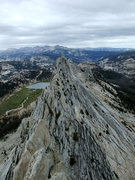 Rock Climbing Photo: finally the snow has passed