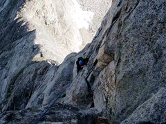 Rock Climbing Photo: steeple peak p2