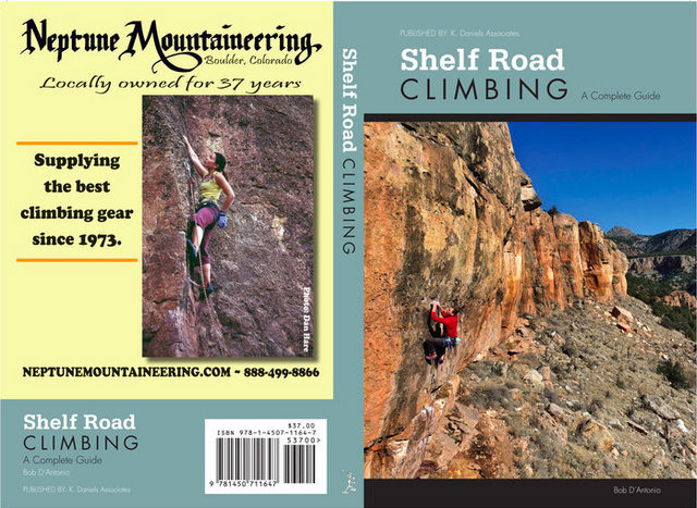 Shelf Road Climbing.