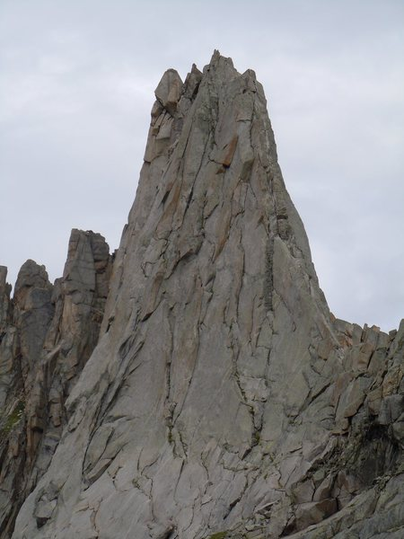 Rock Climbing Photo: East ridge from Pingora