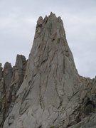 East ridge from Pingora