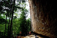 Rock Climbing Photo: My first trip to the Red