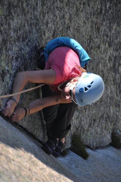 Layback in pitch 3