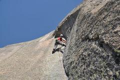 Rock Climbing Photo: Pitch 12