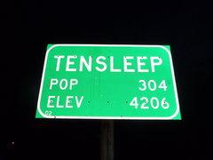 Rock Climbing Photo: Tensleep, Wyoming