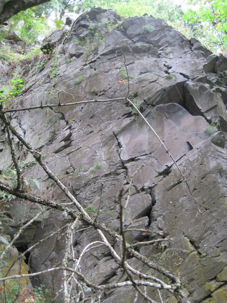 Rock Climbing Photo: where does that line go anyway?