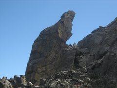 Rock Climbing Photo: The Bishop.