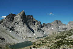 Rock Climbing Photo: East Fork Valley view from the South