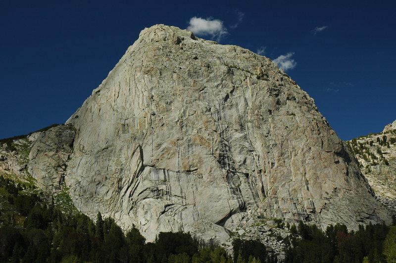 Rock Climbing Photo: Midsummer dome