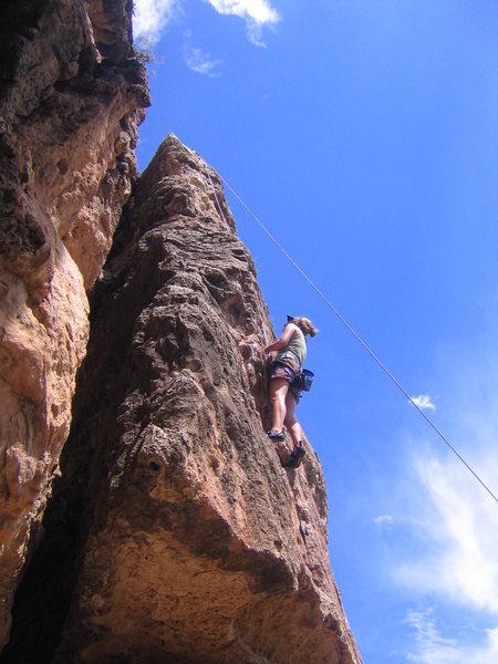 Rock Climbing Photo: jack's