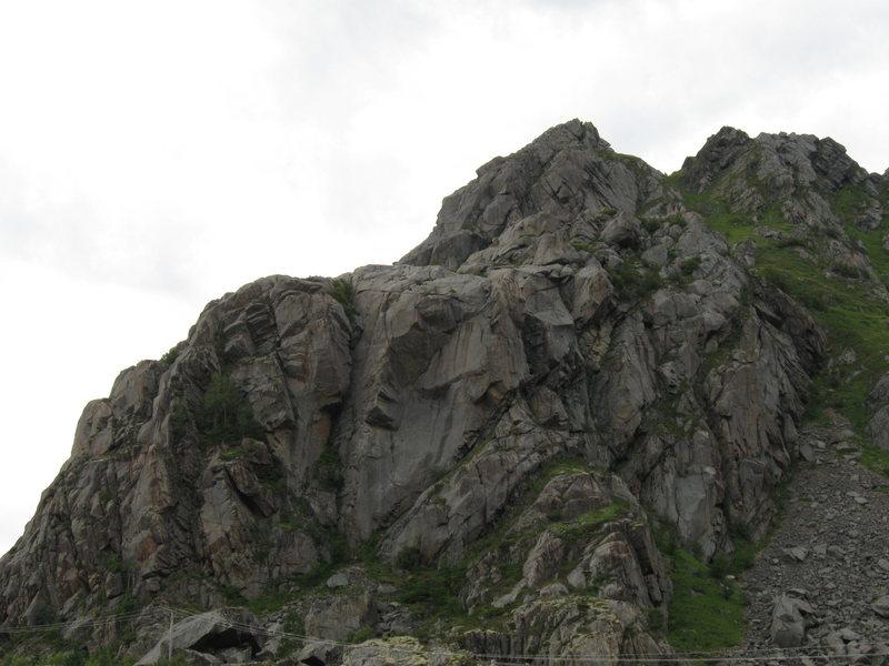 Rock Climbing Photo: Pianokrakken