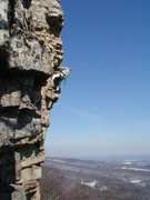 Rock Climbing Photo: Easy O winter