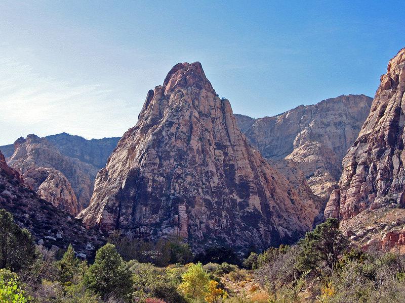 Rock Climbing Photo: Mescalito