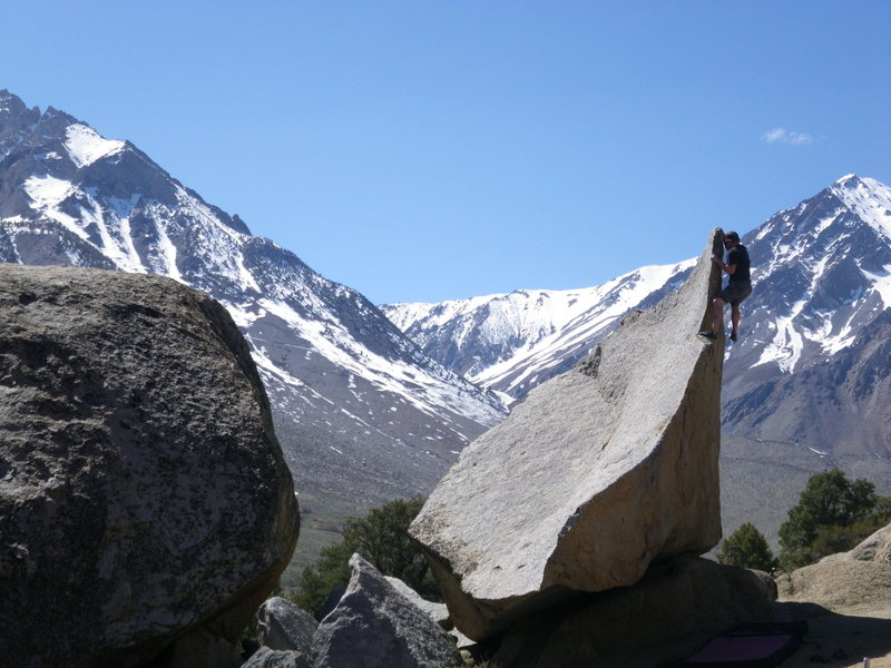 Rock Climbing Photo: Sherman Acres