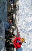 Rock Climbing Photo: Here ye, here ye: on this day, sporto's shall clim...