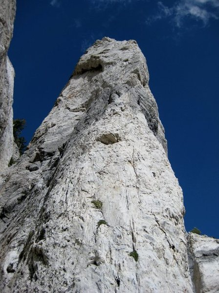 Rock Climbing Photo: Tower 2