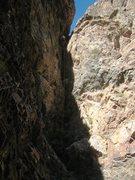 Rock Climbing Photo: Goodro's Chimney