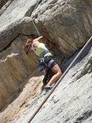 Rock Climbing Photo: hook it