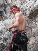 Rock Climbing Photo: Kowibunga!