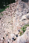 Rock Climbing Photo: View from the top. Uintas, UT