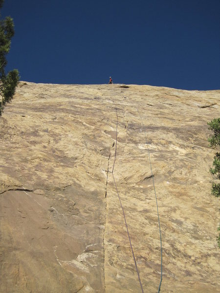 At the Belay.