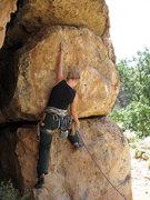 Rock Climbing Photo: Jack's Canyon.