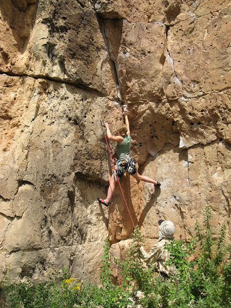 Rock Climbing Photo: Jack's Canyon 2