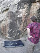 Rock Climbing Photo: Whaaaat?