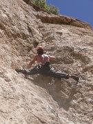 Rock Climbing Photo: getting a short rest