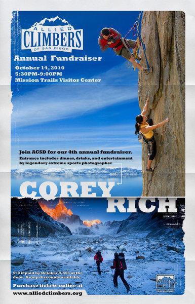 Rock Climbing Photo: ACSD 2010 Annual Event