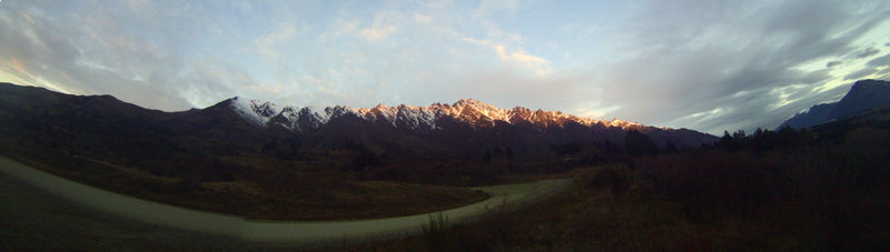 The Remarkables - Queenstown - New Zealand