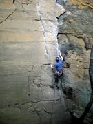 Rock Climbing Photo: Rock wars, Red River Gorge