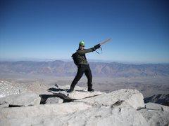 Rock Climbing Photo: Mt. Whitney