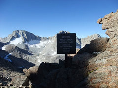 Rock Climbing Photo: Lamark Col
