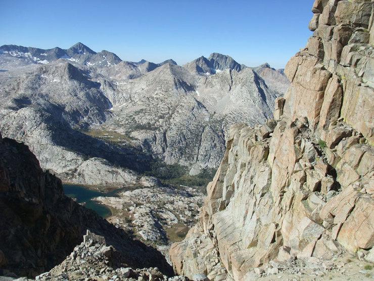 Rock Climbing Photo: quality granite
