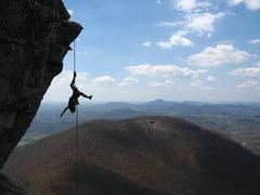 Rock Climbing Photo: Yonahhhhh..